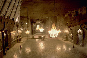 Wieliczka Salt Mine 4 Hour Tour from Krakow