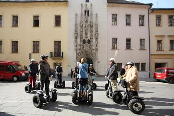 1.5-hour Segway Tour in Brno: Through the Streets of the City