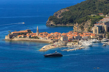 Private Tour: Perast, Budva, Sveti Stefan and Kotor