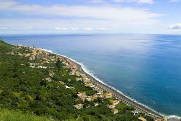 Excursão pela costa sul de Madeira...