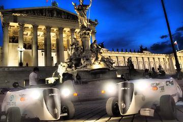 Hot Rod Moonlight-Tour in Wien