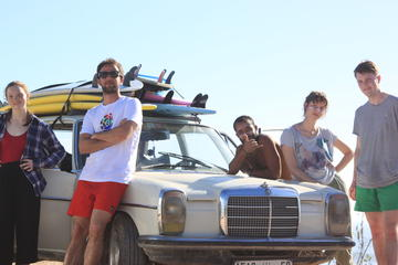7-Night Surf Camp in Tamraght Morocco