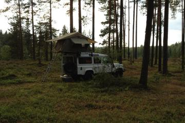 Swedish Wilderness Adventure for...