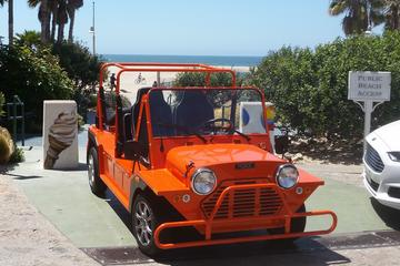 Day Trip Self-Guided Santa Monica Tour in a Moke Electric Car Rental near Santa Monica, California