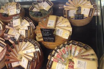 3heures de dégustation privée de chocolat et de fromage à Lucerne