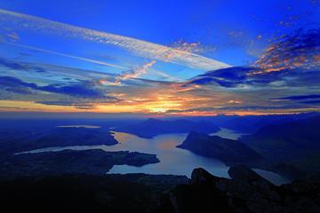 Ausflug mit Übernachtung zum Gipfel des Pilatus ab Luzern
