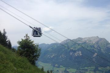 Visite guidée privée au mont Stanserhorn