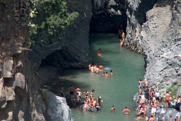 Alcantara Gorges Full-Day Tour from Messina
