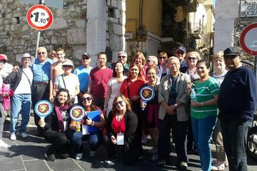 Messina Shore Excursion: Full Day Taormina and Castelmola Tour