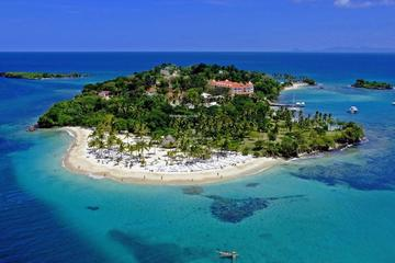Cayo Levantado the Bacardi Island Full Day Tour
