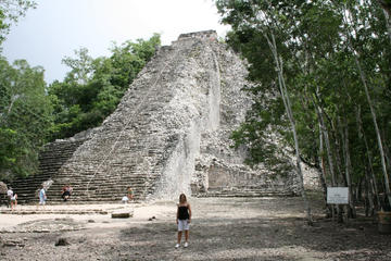 Coba Mayan Ruins and Cenote Cultural Full-Day Tour from Cancun and Riviera Maya