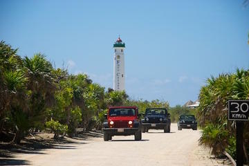 Cozumel Jeep Tour from Cancun and...