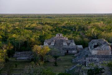 Ek Balam and Cenote Maya Day Tour...