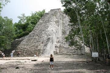 Escapada de día completo cultural a las ruinas mayas de Cobá y a un...