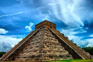 Excursión rápida de un día a Chichén Itzá desde Cancún y la Riviera...