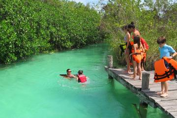 Sian Ka an discovery Natural Biosphere from Cancun and Riviera Maya