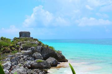 Tulum Mayan Ruins & Playa del Carmen Shopping Tour Combo from Riviera Maya