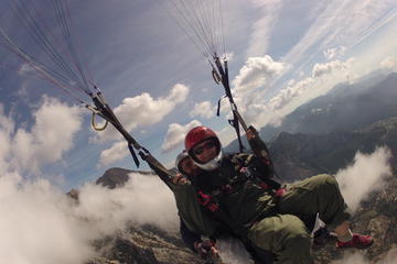 Paragliding Experience from Babadag Mountain in Oludeniz