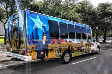 Downtown Dallas Attractions Bus Tour