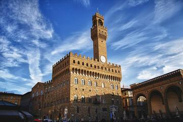 Private Tour: Florence Walking Tour with Palazzo Vecchio