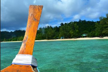 Island Hopping Tour by Long-Tail Boat from Koa Lanta Yai including...