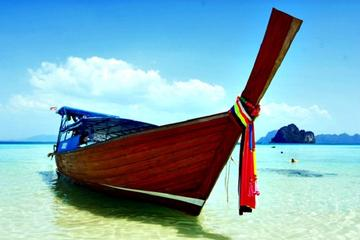 Island-Hopping Tour by Long-Tail Boat...