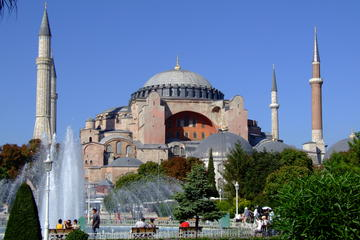 Le principali attrazioni di Istanbul: tour privato guidato di 1 o 2