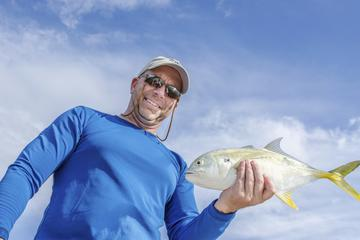 Shallow Reef Fishing Trip in St Lucia