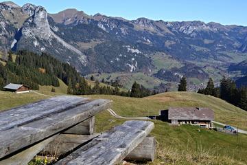 Ganztägige Tour - Farben der Schweiz.