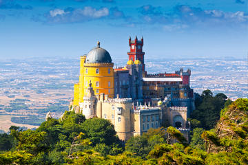 Sintra, Cascais and Estoril Private Full Day Sightseeing Tour from...