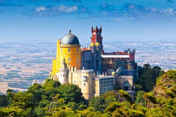 Viagem de um dia inteiro para Sintra...