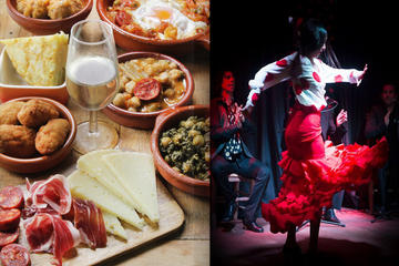 Tapas Route and Flamenco Show in Jerez