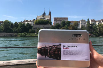 Basel Abenteuertour - das Stadtquiz