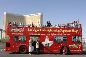 Las Vegas avec les stars en autobus à...
