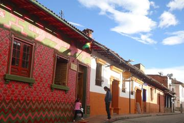 Bogota Historic Tour: La Candelaria, Monserrate