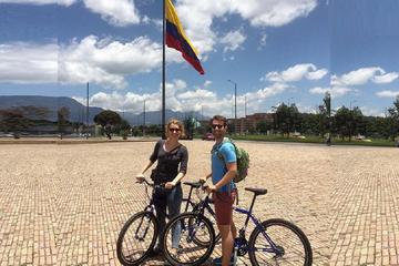Usaquen, Parque 93 and Zona Rosa Bike Tour