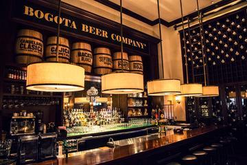 Visita a la fábrica de cerveza Bogotá Beer Company