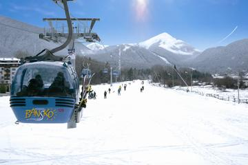 Sofia Airport to Bansko Ski Resort Transfer