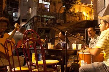 Excursão cultural a pé pelo Rio de Janeiro incluindo a Pedra do Sal