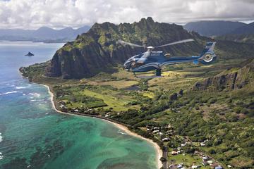 Complete Island Oahu ECO Helicopter...