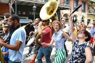 Tour a pie por el barrio francés de Nueva Orleans