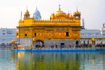 Full day Amritsar Tour Including Lunch and Monument Entry