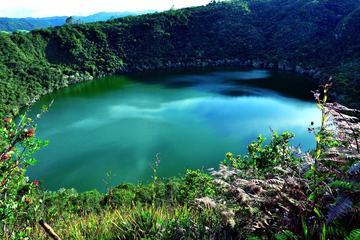 Visita privada del lago Guatavitá desde Bogotá
