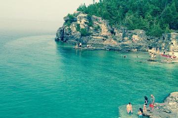 Tour di 3 giorni alle grotte nella penisola di Bruce
