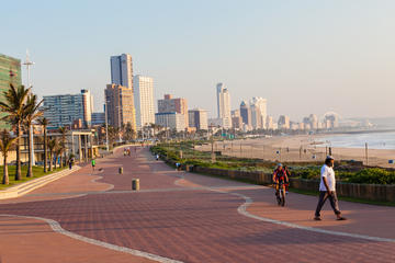 Durban Shore Excursion: Durban City...