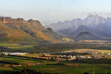 Excursion d'une journée à la découverte des vins de Stellenbosch...