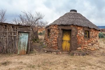 Splendeur de la montagne - royaume du Lesotho