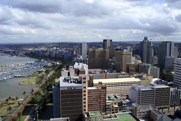 Stadtrundfahrt in Durban mit Ushaka...