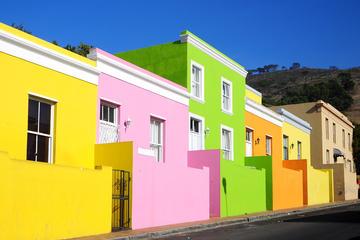 Tour a Città del Capo incluse le città dormitorio di Langa e
