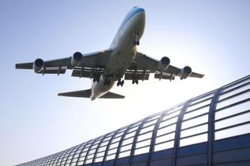 Traslado de partida compartilhado no aeroporto de Joanesburgo